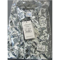 Men's Shirt size large / 140.00 tags/ Coogi Luxe