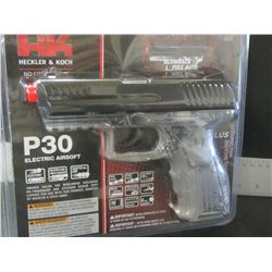 HK P 30 Electric Airsoft / Blowback full auto or semi auto