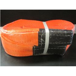"New 4"" x 30 ft 9 ton 18,000 lb Tow Strap/ will not rot or tear in extreme conditions"