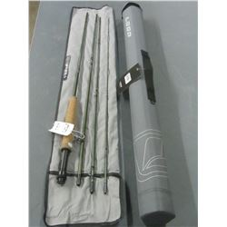 Xact Fly Rod with Loop Hard case/ $160.00 tags