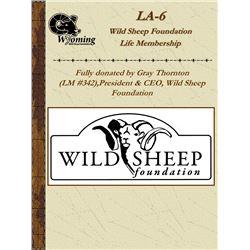 WSF Life Membership