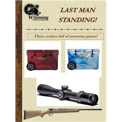 Last Man Standing Cooler #1