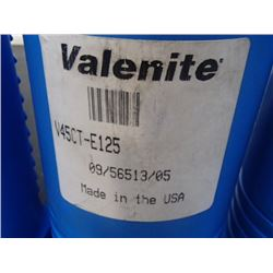 "New CAT45 Valenite 1.25"" End Mill Holders, P/N: V45CT-E125"