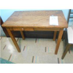 Vintage Oak Youth's Desk (Small)