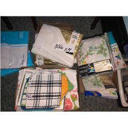14 PC Asstd. Sheets & Towels