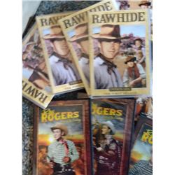 Huge Western DVD Collection