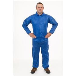 $15.00/ Enviroguard Knitted Coveralls /  Fireproof / Washable