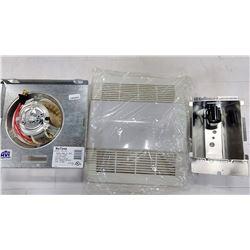 Nutone Vent / Fan / Light Unit $139.00