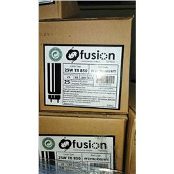 Fusion 25 W Tubes T8 4FT 850