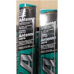 9-462 Three Section AM/FM Universal Antenna