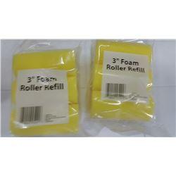 "Sureline 3"" Foam Rollers"