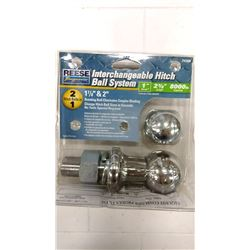 "Reese 1 7/8 & 2""  Interchangeable Hitch Ball System $19.99"