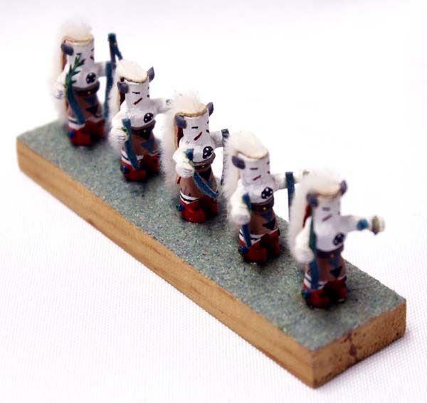 Miniature Buffalo Kachina