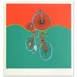 Bicycle by Brusca (1937-1993)