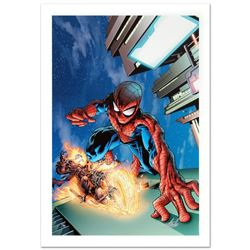 Timestorm 2009/2099 #4 by Stan Lee - Marvel Comics