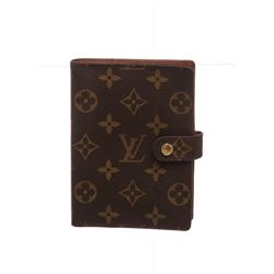 Louis Vuitton Monogram Small Ring Agenda