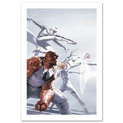 Fantastic Four #600 by Stan Lee - Marvel Comics