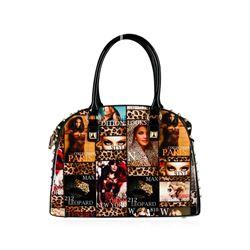 Fashionista Patent Handbag
