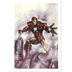 Indomitable Iron Man #1 by Stan Lee - Marvel Comics