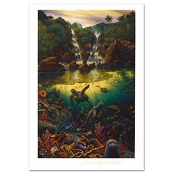 Viridian Overture by Nelson, Robert Lyn