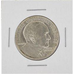 1936 Arkansas Centennial Robinson Commemorative Half Dollar Coin