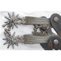 early jingle bob Buermann iron spurs