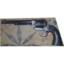 Colt Bisley .38 special, rebarred at Colt.  Mfg 1904, very nice