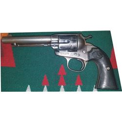 "Colt Bisley .44-40 Frontier 6 shooter 5 1/2"" barrel, All matching numbers #250405, mfg 1904"