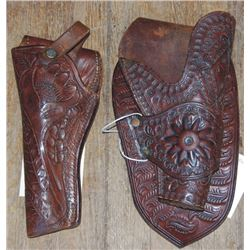 Steizig .38 holster and Hercules holster