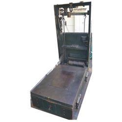 folding antique Howe platform scales