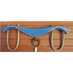 "older ox yoke 54"" long"