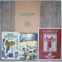 group of catalogs, Hamleys #53, #42 reprint
