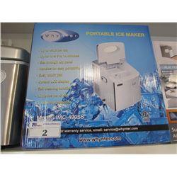 WHYNTER PORTABLE ICE MAKER