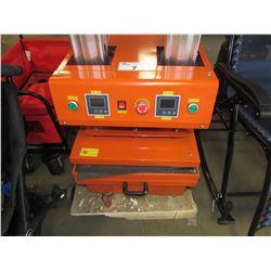 HEAT PRESS MACHINE MODEL FZLCB52