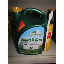 4 NEW SCOTTS ECOSENSE WEED-B-GONE WEED CONTROL 5L JUGS