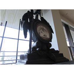 DRAGON DECORATIVE CLOCK