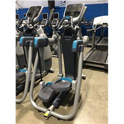 PRECOR AMT100I ELLIPTICAL OPEN STRIDE ADAPTIVE MOTION TRAINER (MISSING PLASTIC REAR BASE COVER)