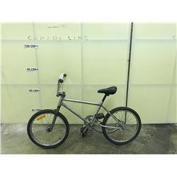CHROME NO NAME BMX BIKE
