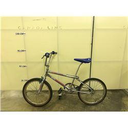 CHROME EATON BRAKEAWAY BMX BIKE