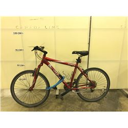 RED GIANT RINCON 24 SPEED FRONT SUSPENSION MOUNTAIN BIKE