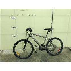 GREY CCM NITRO XT 21 SPEED FRONT SUSPENSION MOUNTAIN BIKE