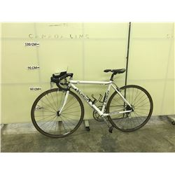 WHITE SCHRUFF F-100 18 SPEED ROAD BIKE