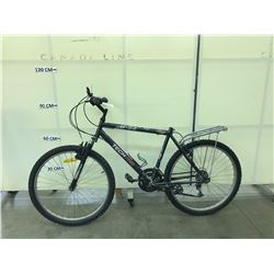 GREY TECH PRO B 52 18 SPEED FRONT SUSPENSION MOUNTAIN BIKE