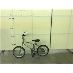 CHROME KIDS BMX BIKE