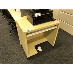 MAPLE 3' COMPUTER TABLE