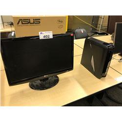 ALIENWARE GAMING COMPUTER: INTEL I7 4790 3.6 GHZ CPU, 8 GB DDR3 SDRAM, ALIENWARE X51 R3