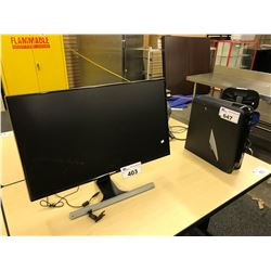 ALIENWARE GAMING COMPUTER: INTEL I7 4790 3.6 GHZ CPU, 8 GB DDR3 SDRAM, ALIENWARE X51 R2