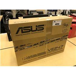 ASUS VE247 24'' LCD MONITOR