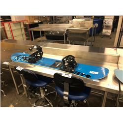 ENDEAVOUR 159 CM SNOWBOARD WITH BINDINGS