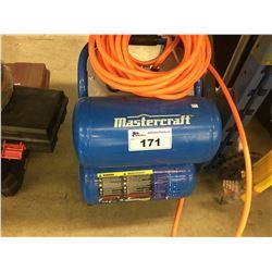 MASTERCRAFT ELECTRIC AIR COMPRESSOR WITH HOSE